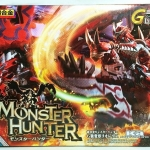 Chogokin: Monster Hunter.G Liolaeus ( Rathalos) Transformation