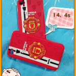 เคสman chester united Iphone 4 4S