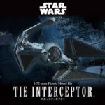 Star wars: 1/72 Tie Interceptor 2400y