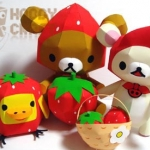 Strawberry Rilakkuma