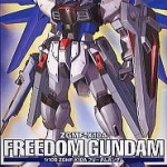 1/100 Seed 7: Freedoom Gundam 2200y