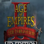 Age of Empires II HD The Forgotten ( 1 DVD )