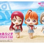 Petiture-rise Love Live! Sunshine!! 01: Chika , Riko , You 1800yen