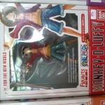 Figuarts Zero: Luffy New World version 1800y