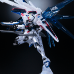Gundam Base Tokyo Limited Items:MG 1/100 Freedom Ver 2.0(Clear Color) ver GBT