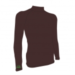 base layer สี Dark brown
