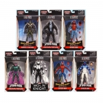 Spider-Man: Homecoming : Marvel Legends (Set of 7)