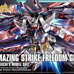 HG BF53 1/144 Amazing Strike Freedom 2300yen
