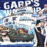 Grand Ship Collection08: Garp's WarShip 1600y
