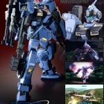 P-bandai Exclusive: HGUC 1/144 RX-80PR Pale Rider [Heavy Equipment Ver] 1800y