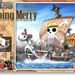 One Piece Non-Scale Plastic Kits:Going Merry 3800yen