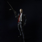 HITMAN: ABSOLUTION Play Arts Kai [Agent 47]