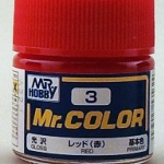 Mr.Color C-3 Red
