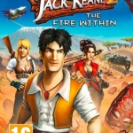 Jack Keane 2 The Fire Within ( 1 DVD )