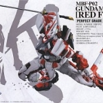 Perfect Grade PG 1/60 Astray Red Frame 18000y