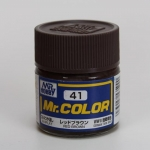 Mr.Color C-41 Red Brown