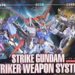 1/60 Strike Gundam: Striker Weapon Set 7000y
