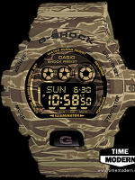 นาฬิกา Casio G-Shock Special Color Models รุ่น GD-X6900CM-5 Camouflage Series