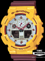 นาฬิกา Casio G-Shock Limited Models รุ่น GA-100CS-9A (McDonald)