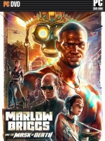 Marlow Briggs and the Mask of Death ( 1 DVD )