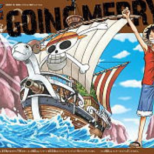 Grand Ship Collection03: Going Merry 1600y