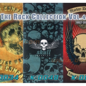 Headwear - The Rock Collection Vol.4 - 5 ผืน