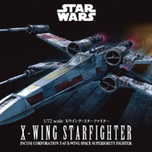 Star Wars: 1/72 X-Wing StarFigther