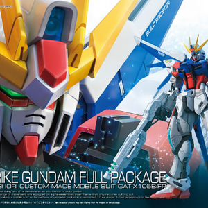 RG23 1/144 Build Strike Full Package 2500yen