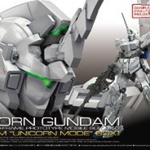 RG25 SP 1/144 Unicorn Gundam (Premium box First-Run Only ) 3800yen