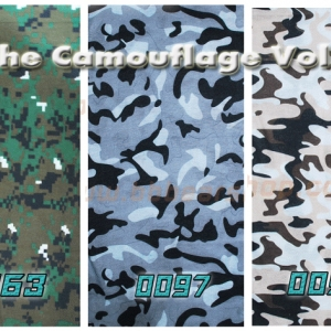 Headwear - The Camouflage Collections Vol.03 - 3 ผืน