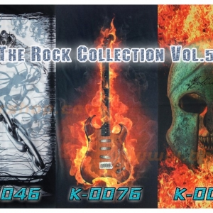 Headwear - The Rock Collection Vol.5 - 5 ผืน