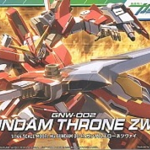 HGOO12 1/144 Throne Zwei Gundam 1600y