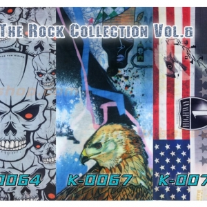 Headwear - The Rock Collection Vol.6 - 5 ผืน
