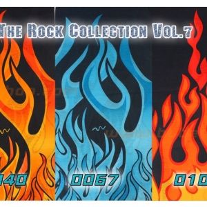 Headwear - The Rock Collection Vol.7 - 5 ผืน