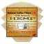 P&F(3 pack)Natural Reusable Cone Coffee Filters #4 Melitta Style, No Harmful Chemical, All Natural thumbnail 1