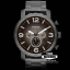 นาฬิกา Fossil รุ่น JR1437 Nate Chronograph Stainless Steel Watch - Smoke thumbnail 1