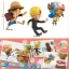 One Piece - World Collectable Figure (ครบชุด 3 แบบ)