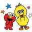 Sesame Street * Happy Days thumbnail 1