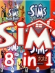 The Sims All Collection 8 in 1 ( 1 DVD )
